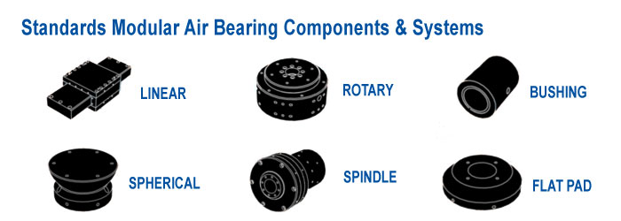 PI Nelson Air | Manufacturer of Precision Air Bearings and